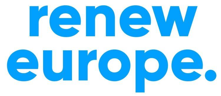 Renew Europe temp logo square
