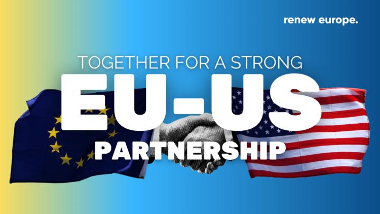 EU US Transatlantic Partneship